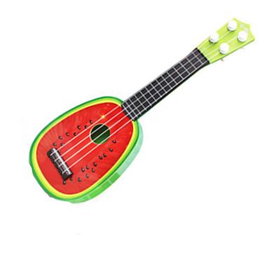 Karpuz çocuk Karikatür Meyve Gitar Plastik Dış Mekan Oyuncak