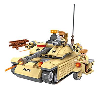 Building Blocks บล็อกทางทหาร ของเล่นชุดก่อสร้าง ของเล่นการศึกษา 1 pcs ทหาร เด็กผู้ชาย เด็กผู้หญิง Toy ของขวัญ