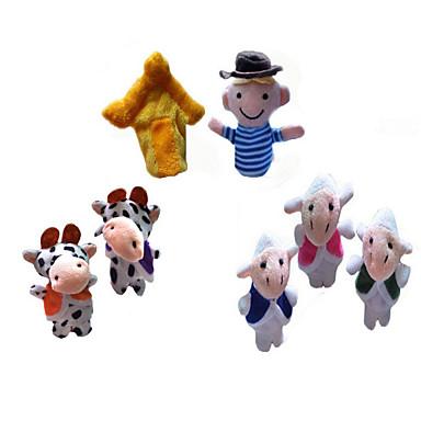 Stuffed Toys Toys แปลกใหม่ Plush เด็กผู้หญิง เด็กผู้ชาย ชิ้น