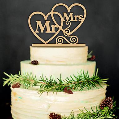povoljno Svadbeni ukrasi-Rođendan Svadba Drvo Vjenčanje Dekoracije Proljeće Ljeto Jesen Zima