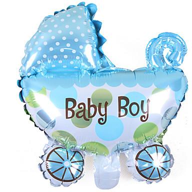 รถของเล่น / ลูกบอล / Balloons รถยนต์ ปาร์ตี้ / Inflatable Aluminium เด็กผู้ชาย / เด็กผู้หญิง ของขวัญ