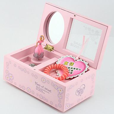 กล่องดนตรี แปลกใหม่ ABS 1 pcs เด็กผู้หญิง Toy ของขวัญ