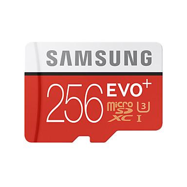 Micro SD Samsung 256GB Plus EVO+