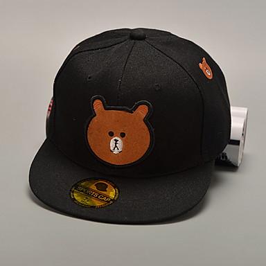 หมวก รักษาให้อุ่น สบาย สำหรับ เบสบอล การ์ตูน ตัวอักษรและจำนวน ฝ้าย