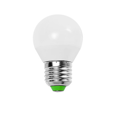 EXUP® 1pc 5 W หลอด LED กลม 560 lm E26 / E27 G45 12 ลูกปัด LED SMD 2835 ตกแต่ง ขาวนวล ขาวเย็น 220-240 V 110-130 V / 1 ชิ้น / RoHs