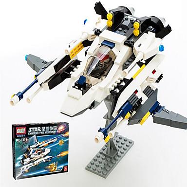 GUDI Action Figures & Stuffed Animals Building Blocks บล็อกทางทหาร Fighter ทหาร ที่เข้ากันได้ Legoing เด็กผู้ชาย เด็กผู้หญิง Toy ของขวัญ / ของเล่นการศึกษา