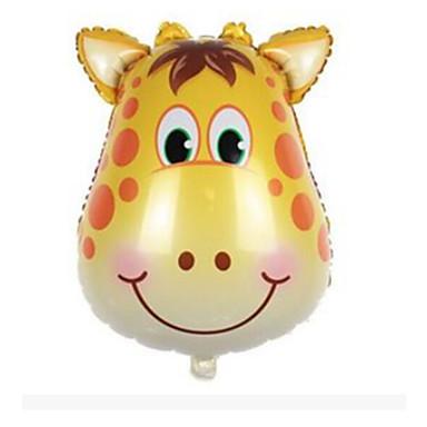 levne Balónky-Míčky Balónky Jelen Párty Nafukovací Zábavné Hliník Chlapecké Dívčí Hračky Dárek 1 pcs