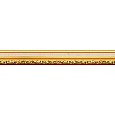 preiswerte Tapeten Borders-Bemalt Haus Dekoration Moderne Wandverkleidung Stoff Selbstklebend Rand, Zimmerwandbespannung