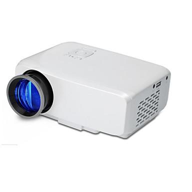 vivibright GP9S จอ LCD Projector 800 lm สนับสนุน / WVGA (800x480) / SVGA (800x600)