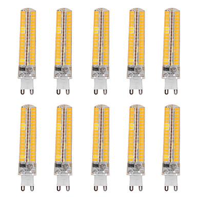 preiswerte LED-Kolbenlichter-ywxlight® g9 5730smd15w 1200-1400lm 5730smd führte Maislicht dimmbare warme weiße kühle weiße energiesparende Lichter Wechselstrom 110-220v