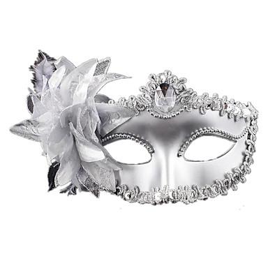 voordelige Maskers voor de feestdagen-Halloweenmaskers Carnavalsmaskers tekstiili Muovi Horrorthema Volwassenen Meisjes