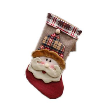 Holiday Props / Holiday Supplies / Holiday Decorations Holiday Supplies Santa Suits / Elk / มนุษย์หิมะ สิ่งทอ / Plush / เสื้อผ้า