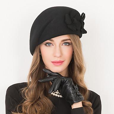 preiswerte Partyhut-Wolle Kentucky Derby-Hut / Hüte mit 1 Hochzeit / Besondere Anlässe / Normal Kopfschmuck
