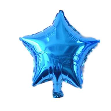 voordelige Ballonnen-Ballen / Ballonnen Ster Feest / Opblaasbaar / Noviteit Aluminium Jongens / Meisjes Geschenk 1 pcs