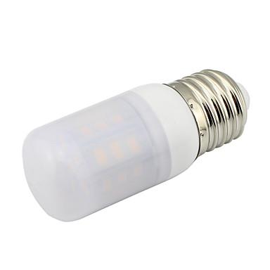 1pc 3 W หลอด LED รูปข้าวโพด 300-350 lm E26 / E27 T 27 ลูกปัด LED SMD 5730 ตกแต่ง ขาวนวล ขาวเย็น 9-30 V / 1 ชิ้น / RoHs