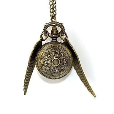 อุปกรณ์เสริมเพิ่มเติม แรงบันดาลใจจาก คอสเพลย์ คอสเพลย์ การ์ตูนอานิเมะ ชุดแฟนซี นาฬิกาแขวน / นาฬิกาข้อมือ โลหะผสม ชุดฮาโลวีน