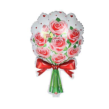 levne Balónky-Míčky Balónky Růže kreativita Zábavné Hliník Chlapecké Dívčí Hračky Dárek 1 pcs