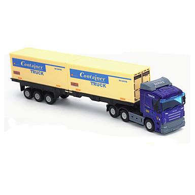 รถรุ่น ของเล่นการศึกษา รถบรรทุก แปลกใหม่ เพลงและแสง เด็กผู้ชาย เด็กผู้หญิง Toy ของขวัญ / เมทัลลิก