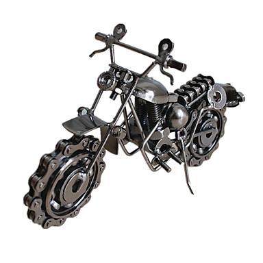 จอแสดงผลรุ่น ยานพาหนะ Die-Cast รถจักรยานยนต์ของเล่น แปลกใหม่ Moto เมทัลลิก เรทโทร / วินเทจ 1 pcs เด็กผู้ชาย Toy ของขวัญ