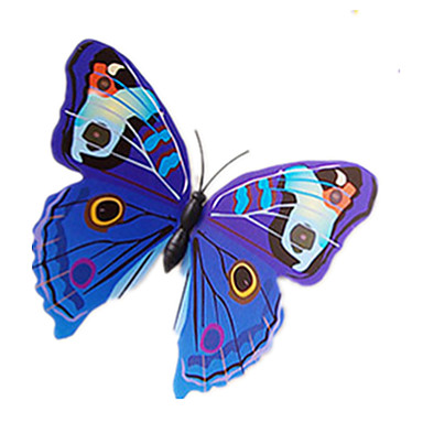 ของเล่นแม่เหล็ก Butterfly แปลกใหม่ พีวีซี ผู้ใหญ่ เด็กผู้ชาย เด็กผู้หญิง Toy ของขวัญ