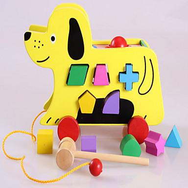 ของเล่นเรียงลำดับรูปร่าง ของเล่นการศึกษา แปลกใหม่ ไม้ 1 pcs สำหรับเด็ก เด็กผู้ชาย เด็กผู้หญิง Toy ของขวัญ