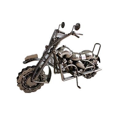 จอแสดงผลรุ่น ยานพาหนะ Die-Cast รถจักรยานยนต์ของเล่น แปลกใหม่ Moto Metal เรทโทร / วินเทจ วินเทจ Retro 1 pcs เด็กผู้ชาย Toy ของขวัญ