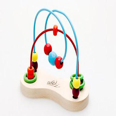 Muwanzi บรรเทาความเครียด ของเล่นการศึกษา แปลกใหม่ ไม้ 1 pcs ผู้ใหญ่ เด็กผู้ชาย เด็กผู้หญิง Toy ของขวัญ