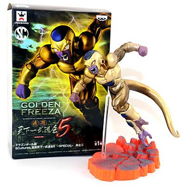 ตัวเลขการกระทำอะนิเมะ แรงบันดาลใจจาก Dragon Ball Frieza พีวีซี 13.5 cm CM ของเล่นรุ่น ของเล่นตุ๊กตา