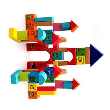 Building Blocks Toys Square ชิ้น ของขวัญ