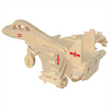 voordelige 3D-puzzels-Houten puzzels Vechter professioneel niveau Hout 1 pcs Jongens Meisjes Speeltjes Geschenk