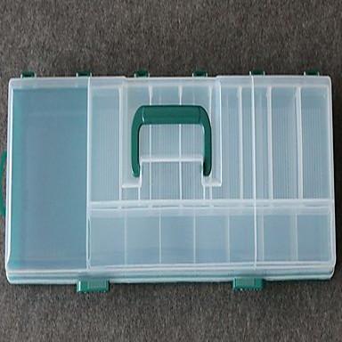 Tackle Box Tackle Box Waterproof 1 ถาด PE 51 cm 8 cm