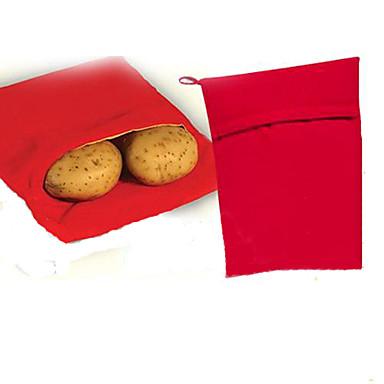preiswerte Save the Planet-waschbare Kochtasche Ofenkartoffel Mikrowelle Kochkartoffel schnell schnell
