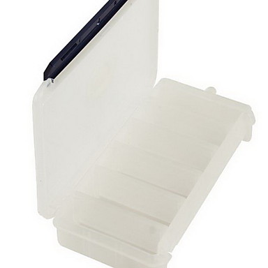 Tackle Box Tackle Box Waterproof 1 ถาด พลาสติก 23 cm 3.5 cm