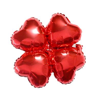 voordelige Ballonnen-Ballen Ballonnen Hart Creatief Noviteit Aluminium Jongens Meisjes Speeltjes Geschenk 1 pcs