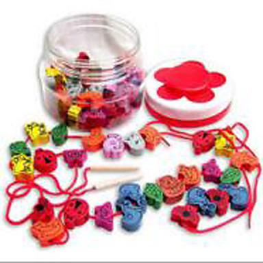 LT.Squishies ของเล่นเรียงลำดับรูปร่าง บรรเทาความเครียด ของเล่นการศึกษา สัตว์ต่างๆ แปลกใหม่ Fruit ทำด้วยไม้ 1 pcs สำหรับเด็ก ผู้ใหญ่ เด็กผู้ชาย เด็กผู้หญิง Toy ของขวัญ