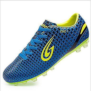 dd15814d8f Sapatos Futebol Masculino Amarelo   Verde Claro   Azul Marinho Couro  Ecológico de 5107101 2019 por  39.99