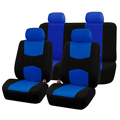 billige Interiørtilbehør til bilen-autoyouth bilsete deksler - fullt sett bilsete deksler universal passasjer bil sete beskyttere bil bil interiør tilbehør