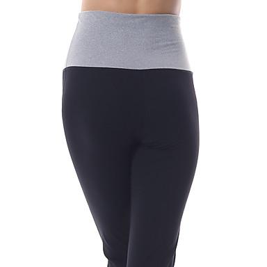 f6cac0ccfd00e Pantalones de yoga Medias Mallas Largas Leggings Transpirable Secado rápido  Compresión Tejido Ultra Ligero Eslático Ropa deportiva Mujer 5528469 2019 –  ...