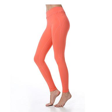 197c8694ae45e Pantalones de yoga Medias Mallas Largas Leggings Transpirable Secado rápido  Compresión Tejido Ultra Ligero Eslático Ropa deportiva Mujer 5528468 2019 –  ...