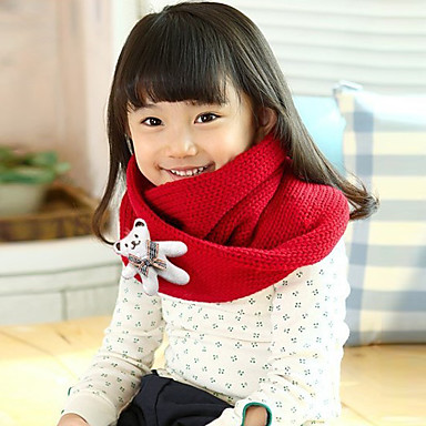 d900fe8ae84e Kids Girls  Knitwear Scarves Fuchsia   Red One-Size 5517630 2018 –  6.99