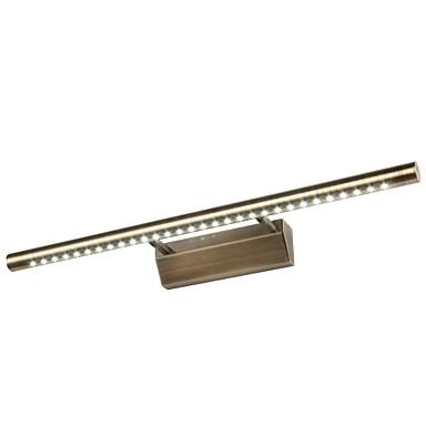 moderna / moderna badrumsbelysning metall vägglampa ip44 90-240v 7w fåfängljus