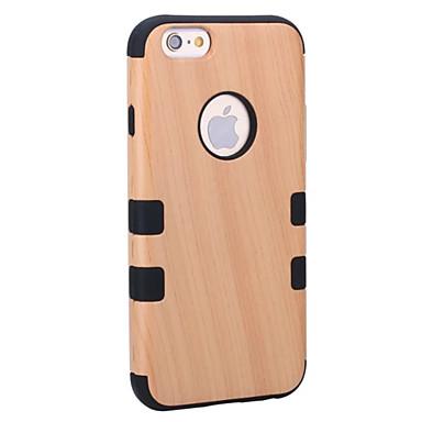 Carcasă Pro Apple iPhone 8 iPhone 8 Plus Nárazuvzdorné Prachuodolné  Oboustranný Textura dřeva Pevné Dřevo pro iPhone 8 Plus iPhone 8 5521193  2019 –  3.99 c4190a3d586