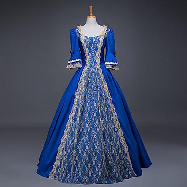 Blue Masquerade Dresses for Cinderella