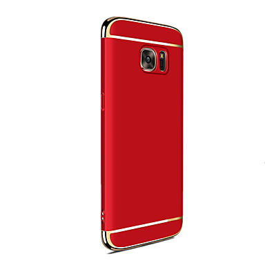 meet cb80d a2daa [$3.99] Case For Samsung Galaxy J7 Prime / J7 (2016) / J7 Plating Back  Cover Solid Color Hard PC