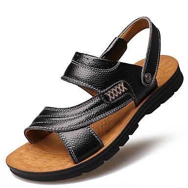 3619af568d3 [$22.99] Ανδρικά Παπούτσια Δέρμα Άνοιξη / Καλοκαίρι Ανατομικό / Μοντέρνες  μπότες / ...