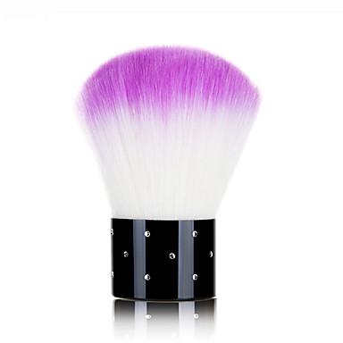 1pcs soft nail powder dust remover brush cleaner manicure tools send random color