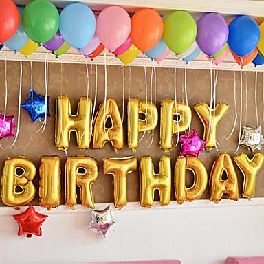 voordelige Feestbenodigdheden-Speciale gelegenheden  / Verjaardag / Feest/Avond Materiaal Ympäristöystävällinen materiaali Bruiloftsdecoraties Klassiek Thema / Mode