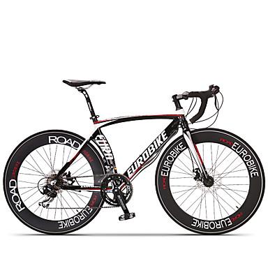 cheap Bikes-Road Bike / Comfort Bike Cycling 14 Speed 26 Inch / 700CC SHIMANO ST A070 Disc Brake Non-Damping Non-Damping Ordinary / Standard / Anti-slip Aluminium Alloy