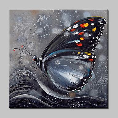 ภาพวาดสีน้ำมันแขวนทาสี มือวาด - งานศิลปะป๊อป Realism ที่ทันสมัย รวมถึงด้านในกรอบ / ผ้าใบยืด