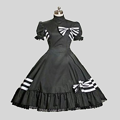 57e6afbd49 Κλασσική   Παραδοσιακή Lolita Rococo Γυναικεία Φορέματα Cosplay Κοντομάνικο  Κάτω από το γόνατο Κοστούμια Halloween 5540018 2019 –  91.79